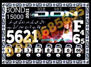 Prize bond guess papers new prime photostate 1 january 2021bond 15000 in muzaffarabad