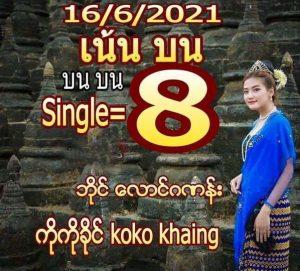 Thailand lottery fix digit paper