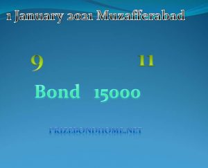 Prize bond guess paper 1 january 2021 bond 15000