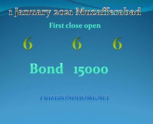 prize bond guess paper 2021 January 2021