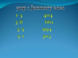 Thailand lottery 3up tips