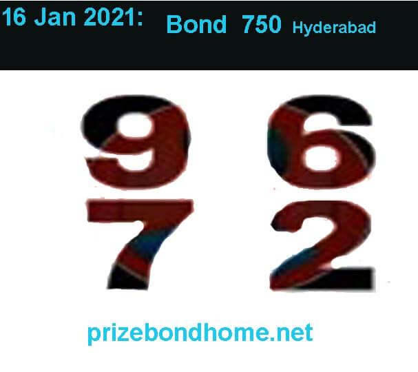 Moon prize bond guess paper