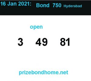 king prize bond guess paper latest 2021 today