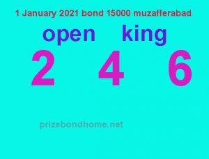 king prize bond guess paper