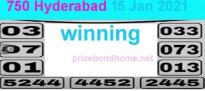 prize bond guru guess paper 750 January, 15 today 2021 latest