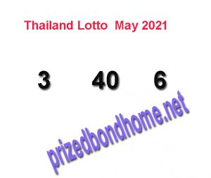 latest Thailand lottery 1234 paper